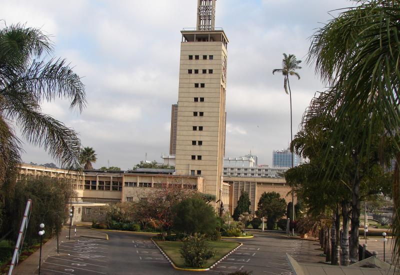 Bunge la Kenya, jijini Nairobi