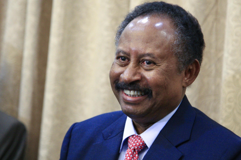 Waziri Mkuu wa Sudan Abdalla Hamdok.