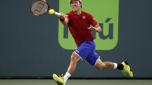 Kei Nishikori will seek his first Masters series title in Miami while opponent Novak Djokovic will be hunting a record 28th Masters crown.