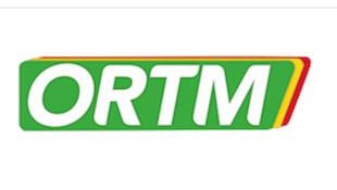 Logo de l'ORTM, l'Office de Radio et Télévision du Mali.