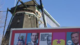 Les élections législatives aux Pays-Bas se déroulent sur trois jours.
