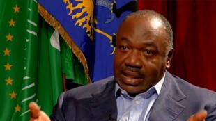Le président gabonais Ali Bongo: «Aucune administration ne devra être exonérée de l'effort collectif».