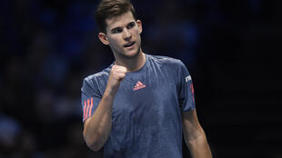 Dominic Thiem is appearing at the men's end of season championships for the first time.