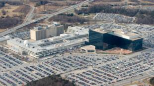 Le siège de la NSA à Fort Meade dans le Maryland.