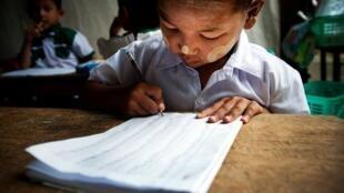 O cérebro desenvolve uma região especifica durante o aprendizado da leitura.
