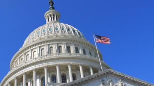 图为美国参议院