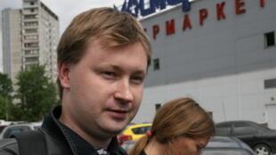 Николай Алексеев.