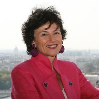 Dominique Bertinotti, ministre déléguée des Affaires sociales et de la Santé, chargée de la Famille.