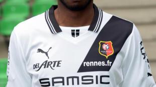 Le Sénégalais Abdoulaye Diallo.