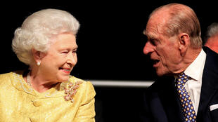Queen Elizabeth II has been hit hard by the death of her husband Prince Philip, their son Prince Andrew said