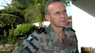 Le général Bruno Clément-Bollée.