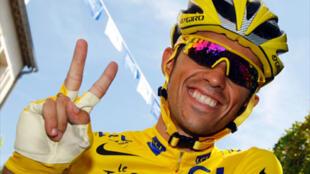 Alberto Contador a amplement mérité sa 2e victoire sur le Tour.