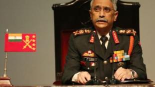 印度陆军参谋长纳拉万尼资料图片