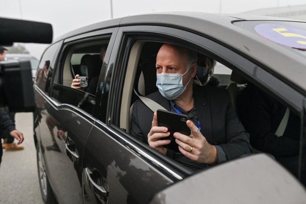 """""""生態健康聯盟""""總裁彼得·達薩克(Peter Daszak)是世衛組織派到中國進行病毒溯源調查專家組中唯一一位來自美國的專家"""