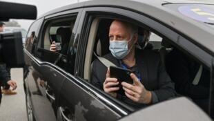 """""""生态健康联盟""""总裁彼得·达萨克(Peter Daszak)是世卫组织派到中国进行病毒溯源调查专家组中唯一一位来自美国的专家"""