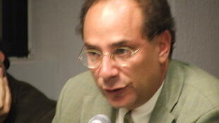 El escritor mexicano Ignacio Padilla falleció el 20 de agosto en un accidente.