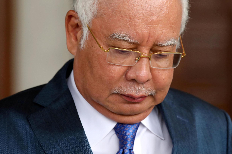 Najib Razak, stohon Firaministan Malaysia