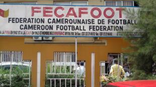 Le siège de la Fédération camerounaise de football.