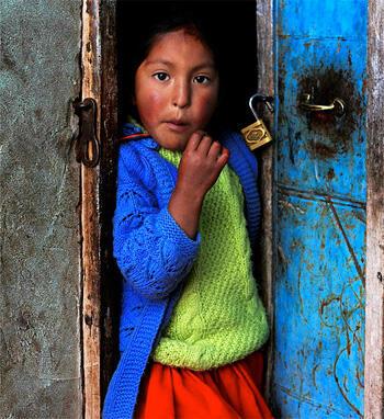 La pobreza se redujo en América Latina en un 1% de 2009 a 2010.