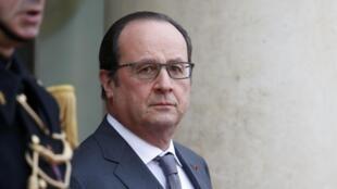 Tổng thống Pháp Francois Hollande.