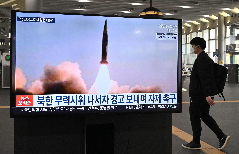 corée du nord missile