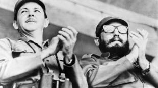Cuba - Castro - Archive AP19304684248761