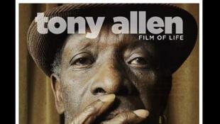 Couverture du nouvel album de Tony Allen, «Film of Life».