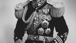 Tưởng Giới Thạch, tổng thống Trung Hoa Dân Quốc (Đài Loan).