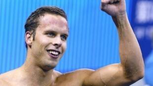 O nadador norueguês, Alexander Dale Oen.
