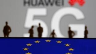 Sous le coup de sanctions américaines, l'équipementier Huawei peine à se faire une place sur le marché de la 5G.