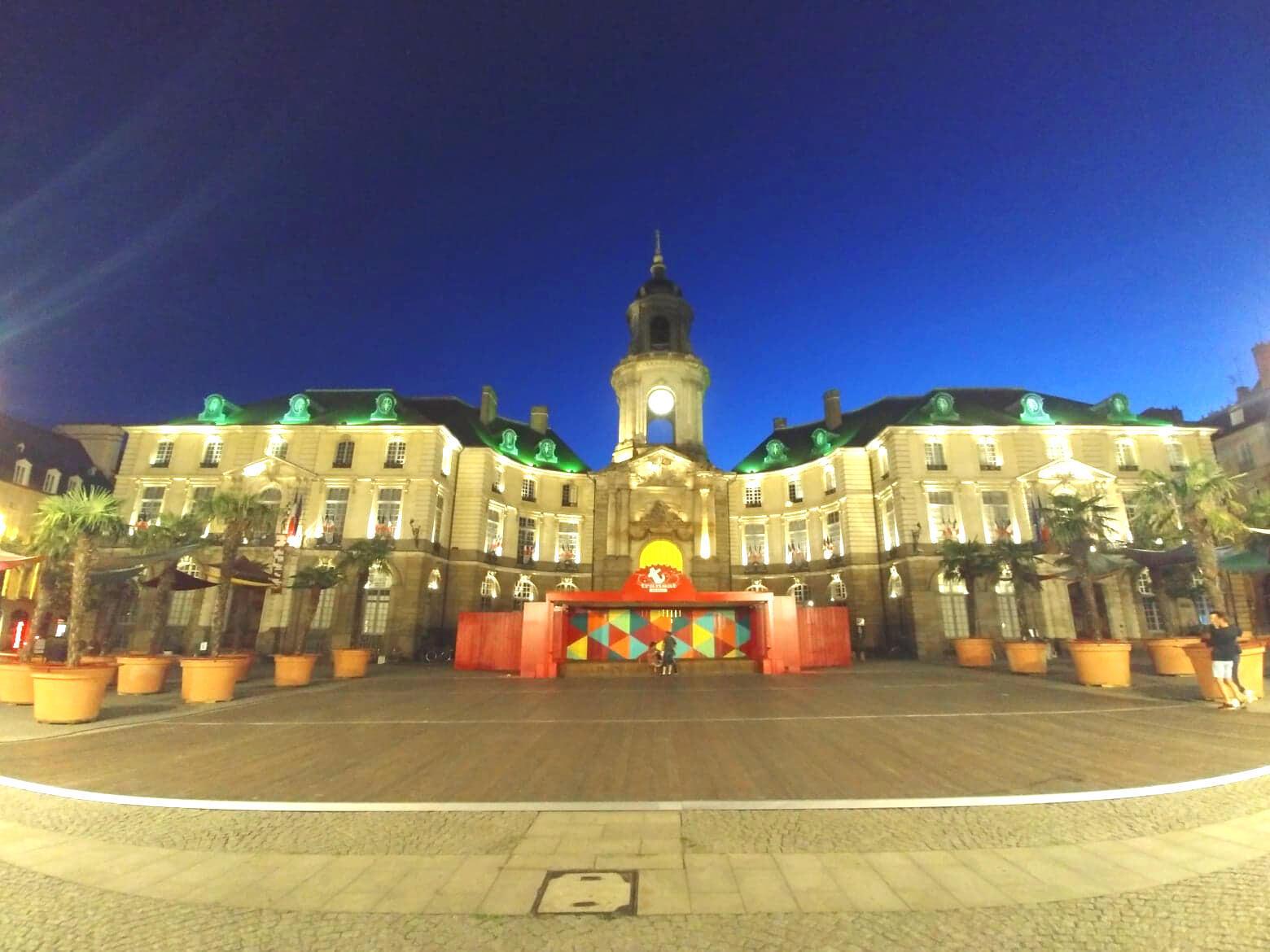 Nhờ vào đầu tư của hội đồng Rennes Métropole, doanh thu ngành du lịch địa phương tăng gấp đôi trong hai tháng hè