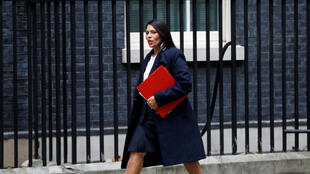 Priti Patel, Britain's interior minister, is set to flesh out the details on Friday for a 14-day quarantine for travellers to Britain.