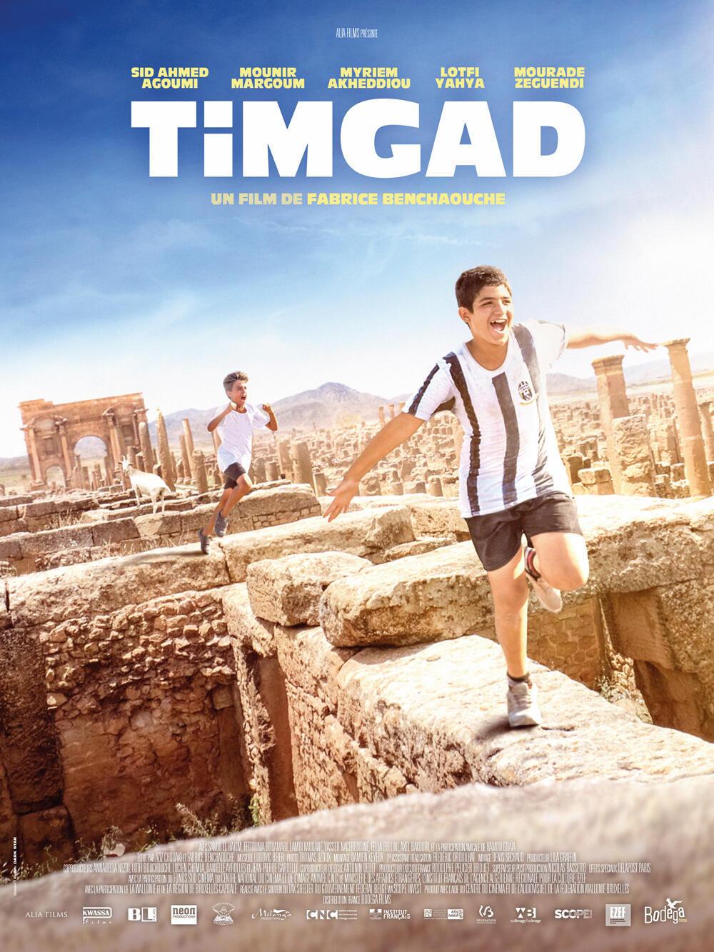 «Timgad», un film de Fabrice Benchaouche.