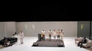 'Une nuit à la présidence' directed by Jean-Louis Martinelli  at Théâtre Nanterre-Amandiers