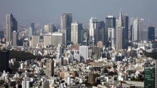 Tokyo, lá phổi kinh tế Nhật Bản