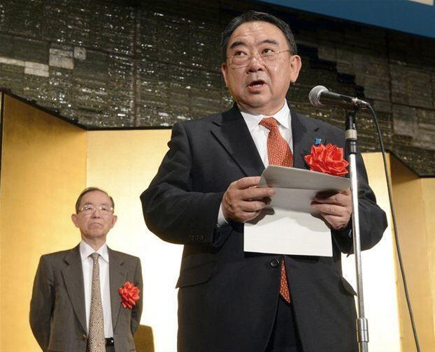 Tân đại sứ Nhật Bản tạì Trung Quốc Masato Kitera (Reuters)