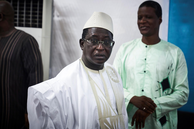 Souma'ila Cisse dan takarar da ya sha kaye a zaben shugabancin Mali.
