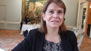 Florence Nys, déléguée générale de l'Unifa.