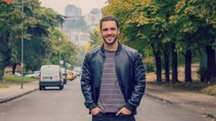 O brasileiro Thiago Ferreira quer popularizar a Sérvia como destino turístico