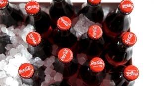 Nước giải khát Coca-Cola. Ảnh minh họa