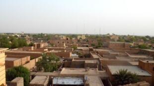 La ville de Gao dans le nord du Mali.
