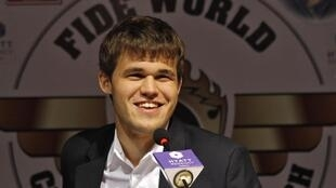 World champion Magnus Carlsen is on the verge of winning his first Norway Chess title.
