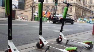 巴黎电动滑板车租赁公司