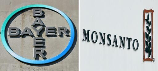 German chemicals and pharmaceuticals giant Bayer confirmed its full-year forecasts  after a solid performance in the firm's first full quarter of integrating US seeds and pesticides maker Monsanto