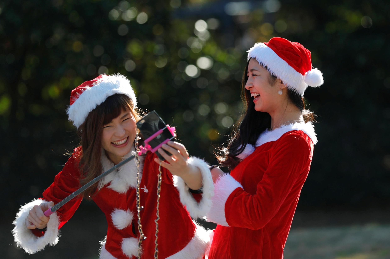 Noel trên xứ hoa anh đào : Du nhập những phong tục của phương Tây, thổi hồn thêm chút hồn Nhật Bản để tạo ra sắc thái rất riêng biệt của mình !