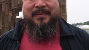 L'artiste chinois Ai Weiwei.