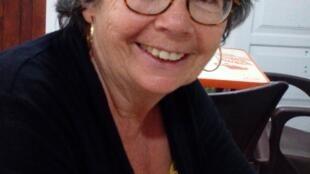 A atriz e diretora brasileira Chica Carelli