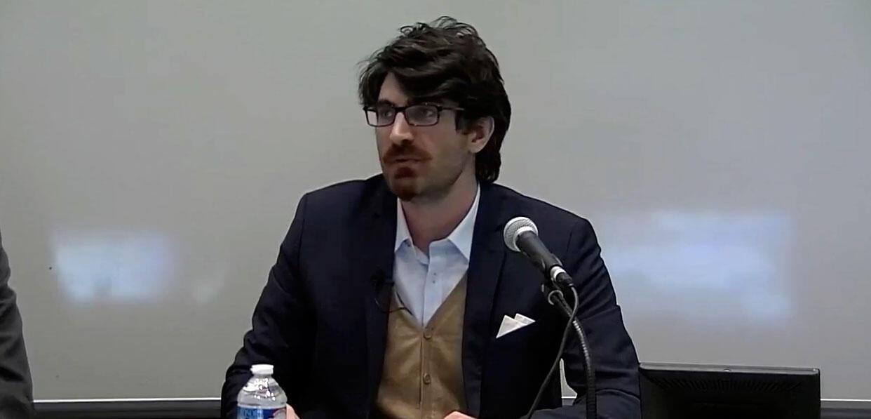 Esteban Giner, pesquisador do Centro de Pesquisas sobre as Mediações, da Universidade e Lorraine