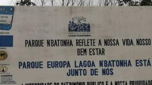Chuva intensa na Guiné Bissau e crocodilos no Parque N'Batonha, no centro da capital