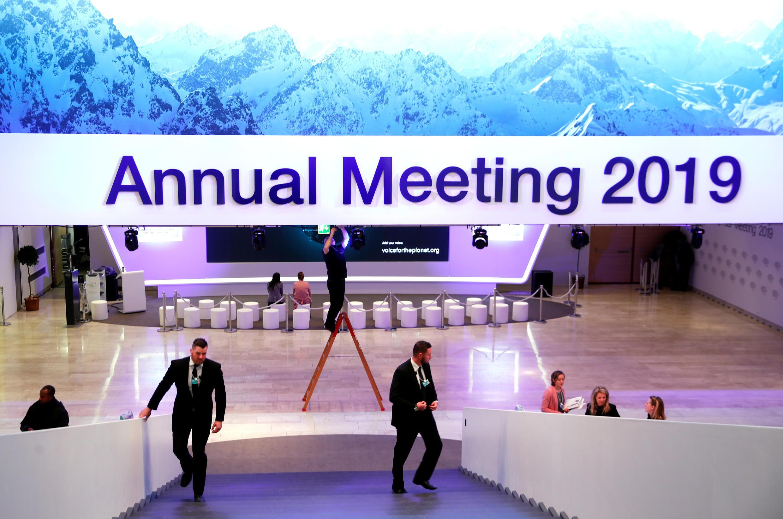 Bolsonaro abriu o Fórum Econômico de Davos